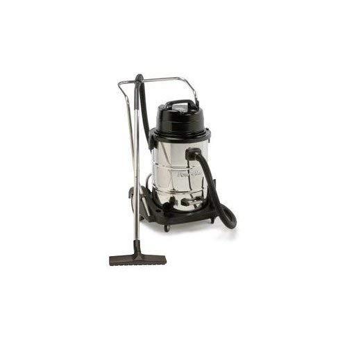 Powr-Flite PF57 Dual Motor Wet Dry Vacuum with Stainless Steel Tank and Tool Kit, 20 gal Capacity