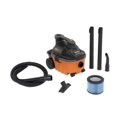 4-gal. Wet/Dry Vacuum