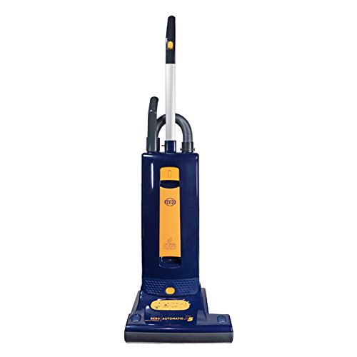 SEBO Automatic X5 Vacuum Cleaner (Blue/Yellow)