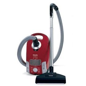 Miele S4210 Antares Canister Vacuum Cleaner