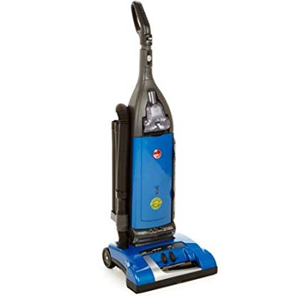 Versatile Hoover WindTunnel Self-Propelled Bagged Upright Vacuum Features innovative WindTunnel technology U6485900