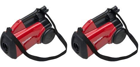 Sanitaire SC3683B Commercial Canister Vacuum, Red (2-(Pack))