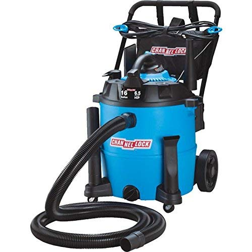 Channellock Products - 16Gal 6.5Hp Wet/Dry Vac