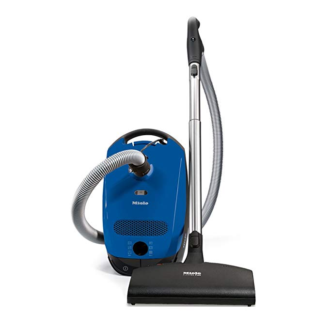 Miele New Classic C1 Delphi Canister Vacuum Cleaner - Corded