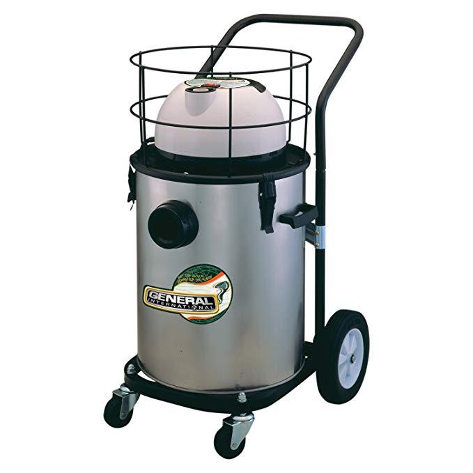General International 10-300 M1 10 Gallon Wet/Dry Vacuum