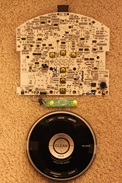 Roomba iRobot 550 PCB / Motherboard