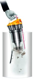 Dyson DC33 vacuum cleaner