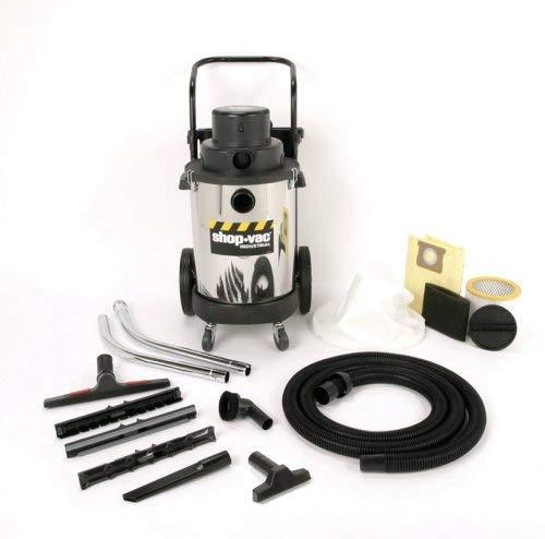 Shop-Vac 9700210 10-Gallon 3.0-Peak HP Industrial Wet/Dry Vacuum