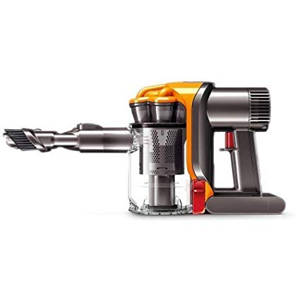Dyson Bagless Cordless Hand Vacuum Dimensions 8.10 x 12.70 x 4.40 Inches