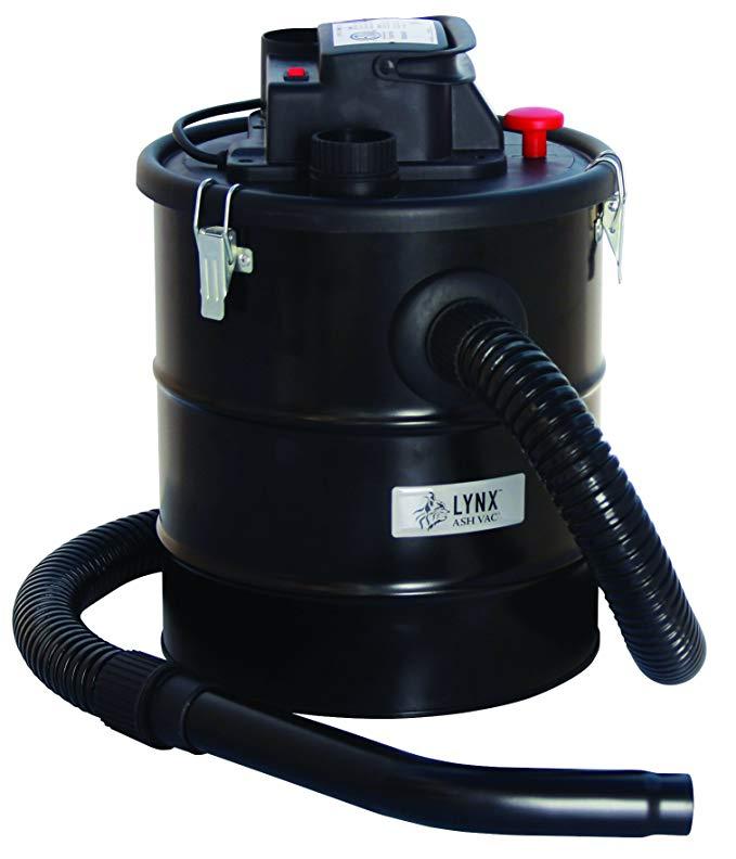 Lynx Ash Vacuum, Black