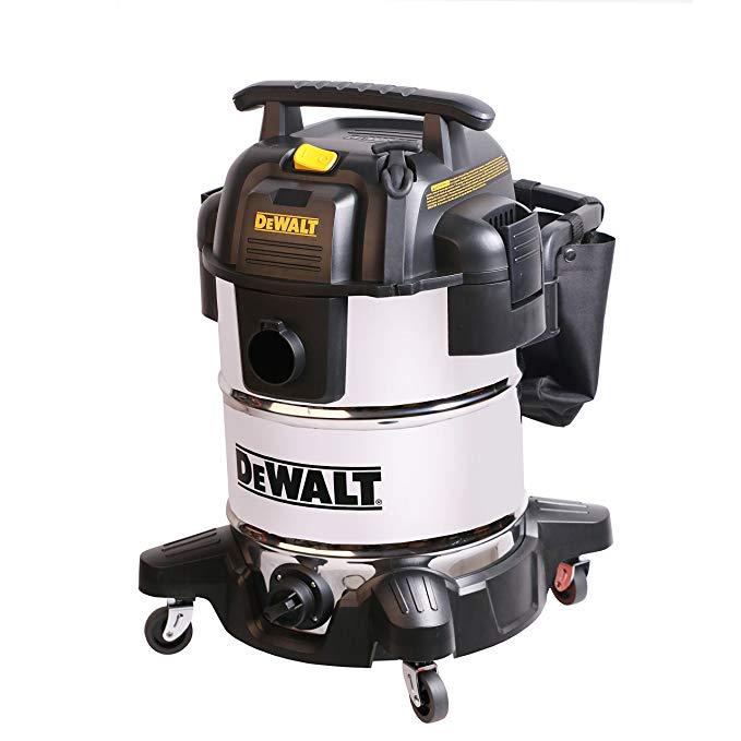 DeWALT 10 Gallon Stainless Steel Wet/Dry Vac